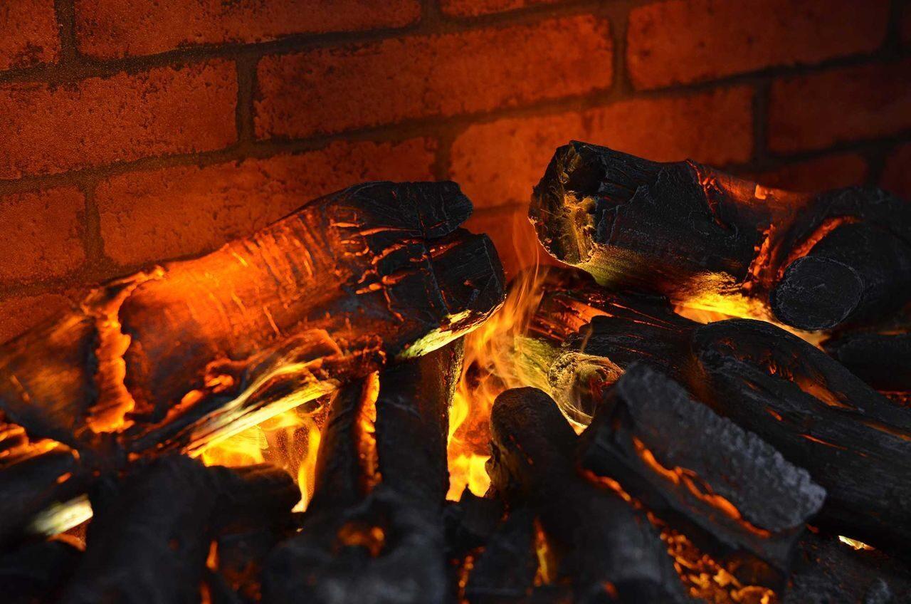 Камин электрический с эффектом пламени своими руками 90